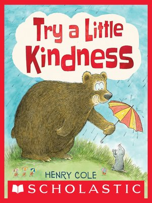cover image of Try a Little Kindness
