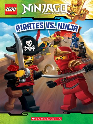 cover image of Pirates Vs. Ninja