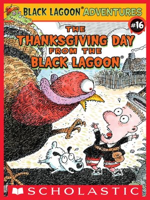 cover image of The Thanksgiving Day from the Black Lagoon