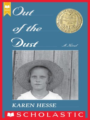 cover image of Out of the Dust