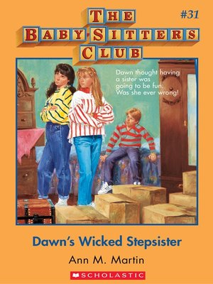 cover image of Dawn's Wicked Stepsister