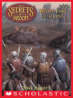 cover image of Into the Land of the Lost