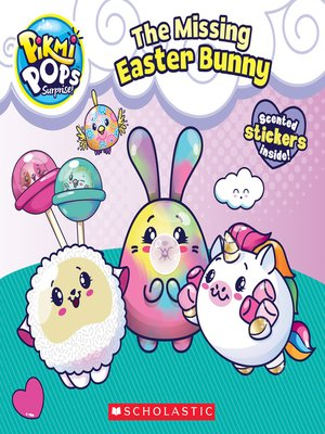 cover image of The Missing Easter Bunny
