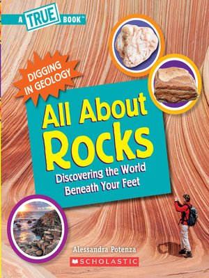 cover image of All About Rocks