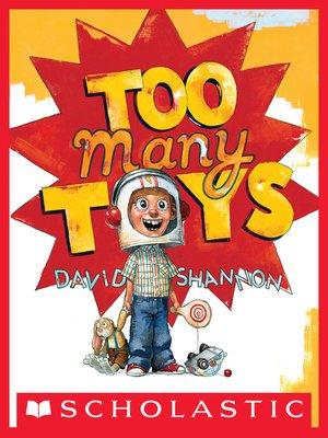 cover image of Too Many Toys