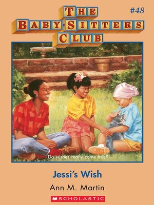 cover image of Jessi's Wish