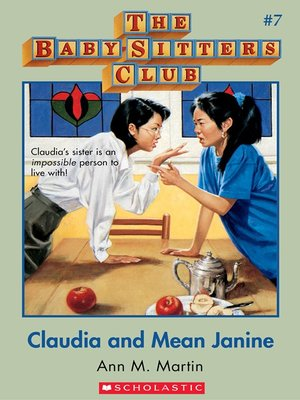 cover image of Claudia and Mean Janine