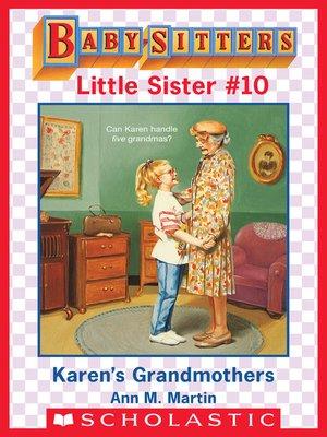 cover image of Karen's Grandmothers
