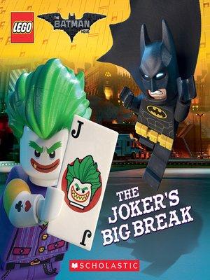 cover image of The Joker's Big Break
