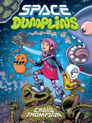 cover image of Space Dumplins