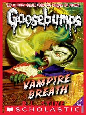 cover image of Vampire Breath