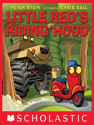 cover image of Little Red's Riding 'Hood