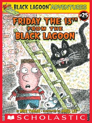 cover image of Friday the 13th from the Black Lagoon