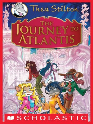 cover image of The Journey to Atlantis