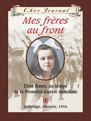 cover image of Mes frères au front
