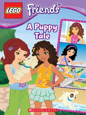 cover image of A Puppy Tale