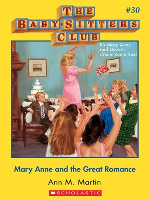 cover image of Mary Anne and the Great Romance