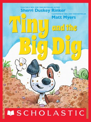 cover image of Tiny and the Big Dig