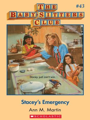 cover image of Stacey's Emergency