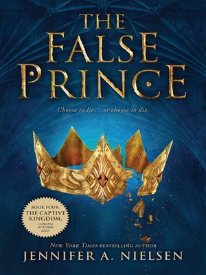 cover image of The False Prince