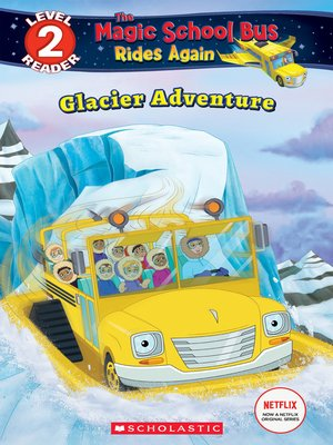 cover image of Glacier Adventure