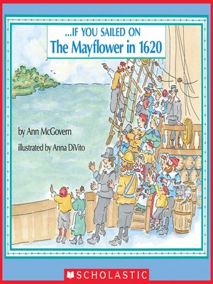 cover image of If You Sailed On the Mayflower