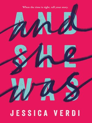 cover image of And She Was