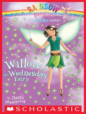 cover image of Willow the Wednesday Fairy