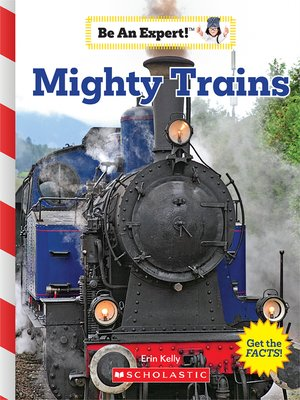 cover image of Mighty Trains