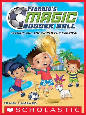 cover image of Frankie and the World Cup Carnival