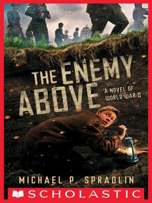 cover image of The Enemy Above