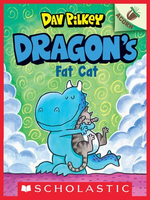 cover image of Dragon's Fat Cat