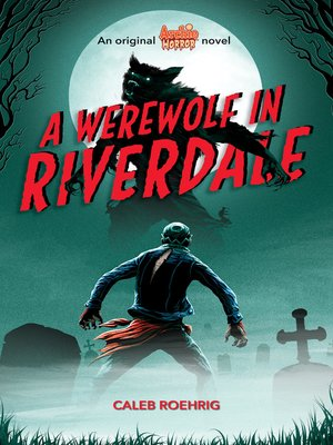 cover image of A Werewolf in Riverdale