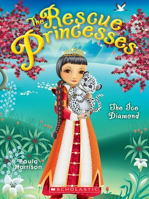 cover image of The Ice Diamond