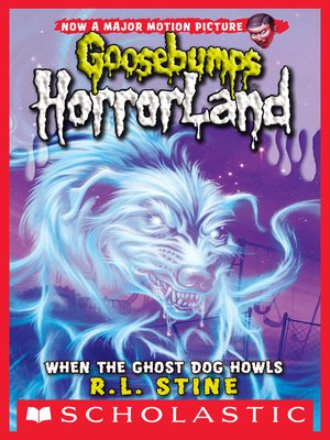 cover image of When the Ghost Dog Howls