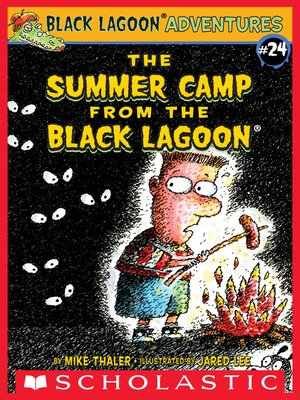 cover image of The Summer Camp from the Black Lagoon