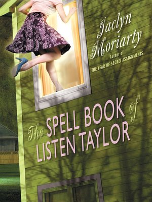 cover image of The Spell Book of Listen Taylor