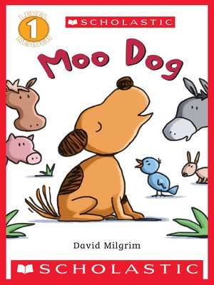 cover image of Moo Dog