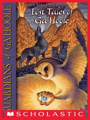cover image of Lost Tales of Ga'Hoole