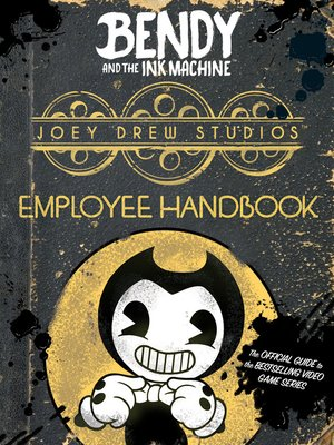 cover image of Joey Drew Studios Employee Handbook