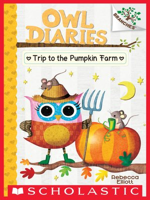 cover image of Trip to the Pumpkin Farm