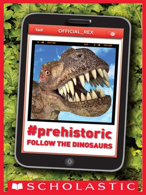 cover image of #Prehistoric