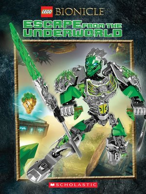 cover image of Escape from the Underworld