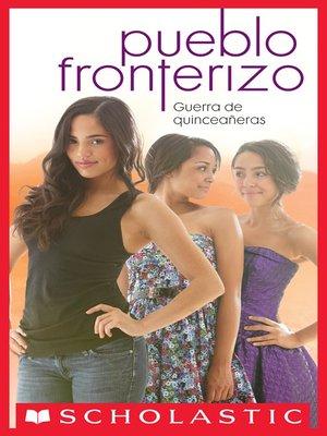 cover image of Guerra de quinceañeras