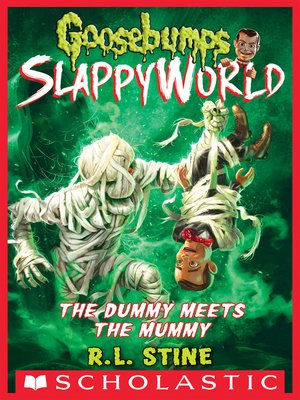 cover image of The Dummy Meets the Mummy!