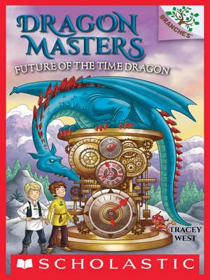 cover image of Future of the Time Dragon