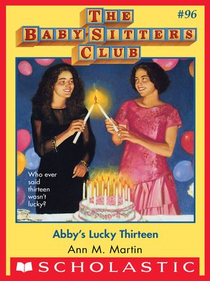 cover image of Abby's Lucky Thirteen