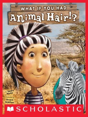 cover image of What If You Had Animal Hair?