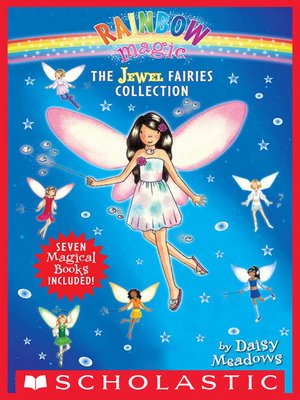 cover image of The Jewel Fairies Collection