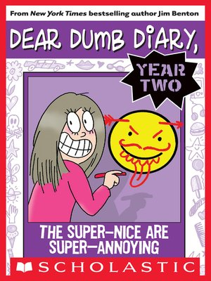 cover image of The Super-Nice Are Super-Annoying